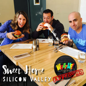 Sweet Home Silicon Valley gives Nom Burger the WhatUp stamp of approval