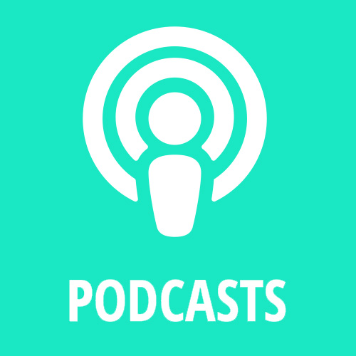 Podcast-Button