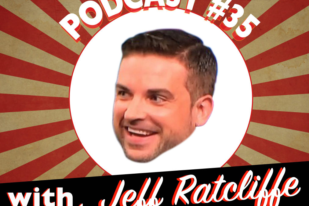#35: Jeff Ratcliffe from Pro Football Focus! (Special Fantasy Football Episode)
