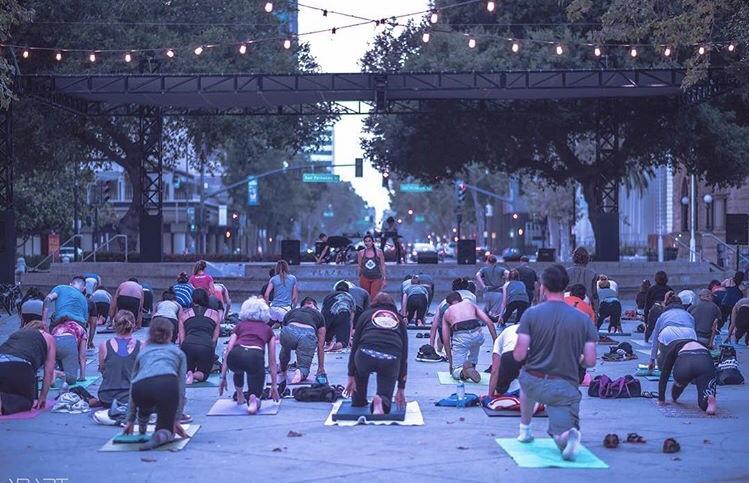 24 | Conscious San Jose with Be the Change Yoga Studio Owner, Taraneh Sarrafzadeh (San Jose)