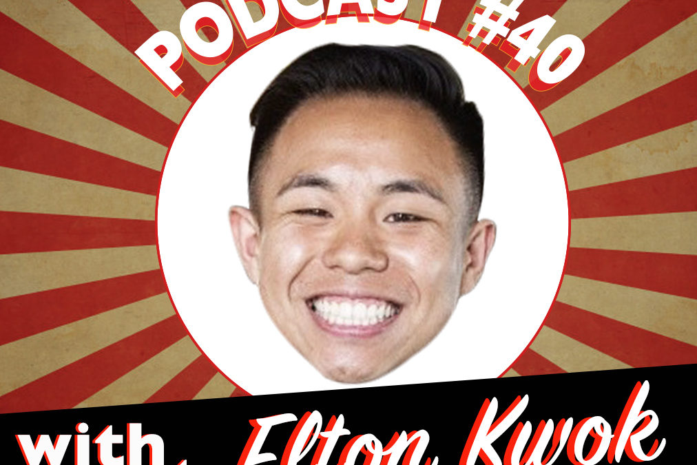 #40: A World Where People Work to Make a Life – WeWork's GM of Northern California, Elton Kwok!